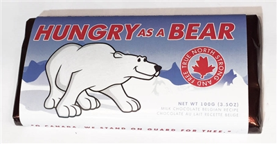 Allisons Milk Chocolate Hungry As A Bear