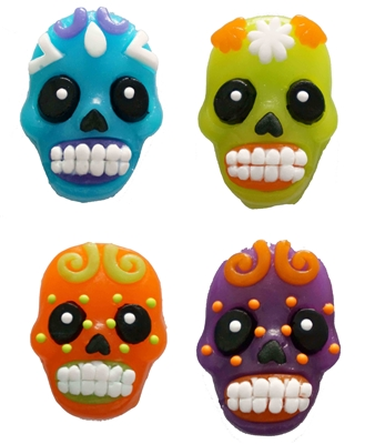 Allisons Sugar Skull Gummy 1KG