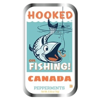 Hooked On Fishing - Mints Tin (24)