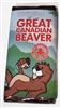 allisons milk chocolate great canadian beaver