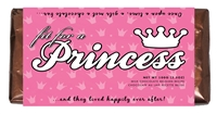 allisons milk chocolate princess bar