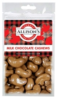 Allison's Canada Milk Chocolate Cashews 57g (12)
