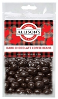 Allison's Canada Dark Chocolate Coffee Beans 57g (12)