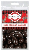 Allison's Canada Dark Chocolate Coconut Almonds 57g (12)