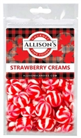 Allison's Canada Strawberry Creams 84g (12)