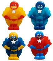 Allison's Super Hero Gummy Candy 1 KG Per Colour