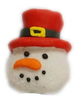 Jelly Snowman Blue Hat Allisons