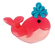 Allison's Gummy Candy Whale 1KG Pink