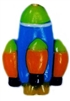 Allisons spaceship gummy Candy Toppers