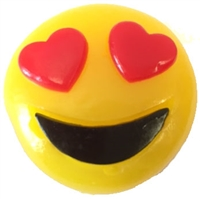Allison's Gummy Candy Emojy Smile w/ Heart 1KG