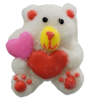 Allison's Jelly Bear Double Heart Candy 1KG
