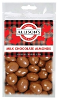 Allison's Canada Milk Chocolate Almonds 57g (12)