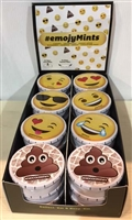 Emoji Tins 25% Poop Mix (24)