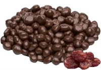 Milk Chocolate Covered Raisins 5LB