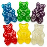 albanese papa bear gummy candy