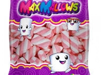 Docile Max Mallows - 12x 250g (6lbs) - Pink/White