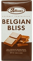 Allison's Belgian Bliss Bar (12) 100g