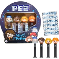 Pez Harry Potter Gift Set Tin(6)