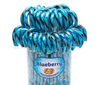 Jelly Belly Blueberry Candy Canes 80 count