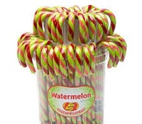 Jelly Belly Watermelon Candy Canes 80 count