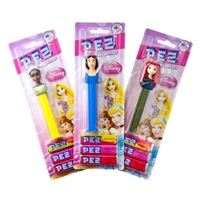 Pez Princess Blister Pack 12