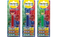 Pez PJ Masks Assorted Blister Pack(12)