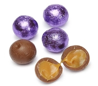 Chocolate/Caramel Balls (Purple) 5LB