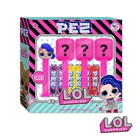Pez LOL Surprise Gift Set(6)