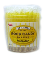 Rock Candy - Yellow - Banana (36)