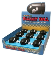 Super Mario Bullet Bill Candy Sours Tin