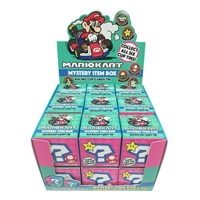Mario Kart Mystery Item Box Candy Tin(18)