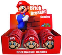 Nintendo Mario Brick Breakin' Candies