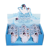 Frosty the Snowman Magic Hats Vanilla Mints