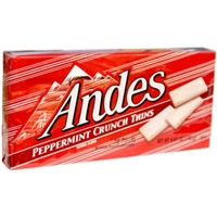 Andes Peppermint Thins 4.67oz 12/case