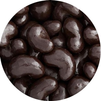 Dark Chocolate Cashews - 5LB