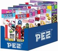 Pez Favorites Assorted Blister Pack (12)