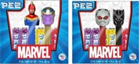 Pez Marvel Twin Pack(12)